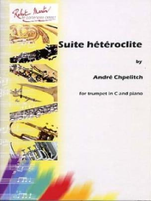 André Chpelitch - Suite Hétéroclite - Partition - di-arezzo.fr