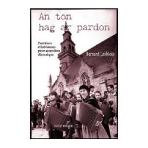 Bernard Lasbleiz - An Ton Hag Ar Forgiveness - Sheet Music - di-arezzo.co.uk