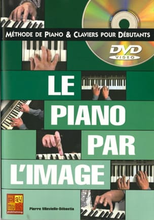 Pierre Minvielle-Sebastia - The piano by the image - Sheet Music - di-arezzo.com