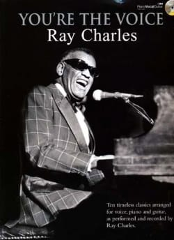 You're The Voice Ray Charles Partition Jazz - laflutedepan