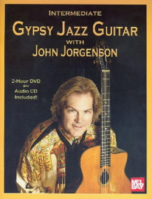 Intermediate Gypsy Jazz Guitar - John Jorgenson - laflutedepan.com