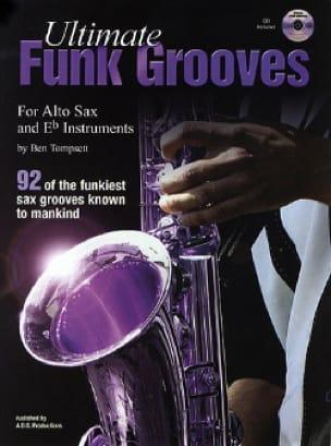Ben Tompsett - Ultimate Funk Grooves - Partitura - di-arezzo.es