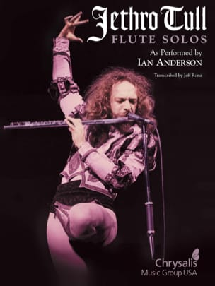 Jethro Tull - Flute Solos - Partition - di-arezzo.co.uk