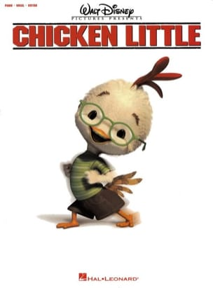 - Chicken Little - Sheet Music - di-arezzo.co.uk