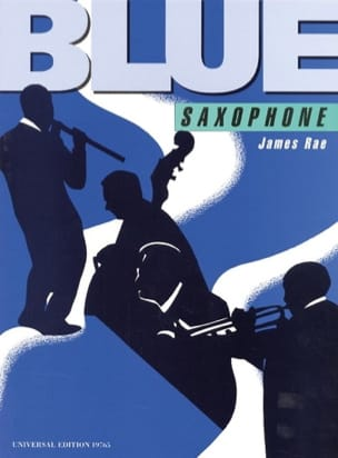 Blue Saxophone - James Rae - Partition - Saxophone - laflutedepan.com