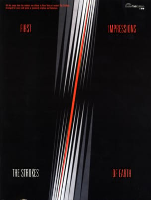 The Strokes - First Impressions Of Earth - Sheet Music - di-arezzo.co.uk