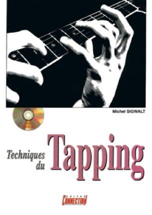Michel Sigwalt - Tecnicas de tapping - Partitura - di-arezzo.es