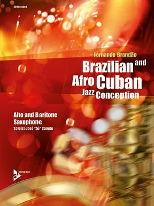 Fernando Brandao - Brazilian And Afro-Cuban Jazz Design - Sheet Music - di-arezzo.co.uk