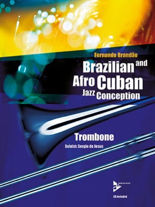 Fernando Brandao - Brazilian And Afro- Cuban Jazz Conception - Partition - di-arezzo.fr