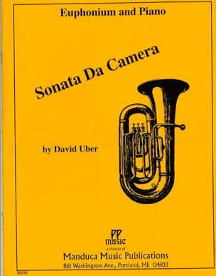 Sonata Da Camera - David Uber - Partition - Tuba - laflutedepan.com