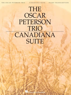 Oscar Peterson - Canadiana Suite - Noten - di-arezzo.de