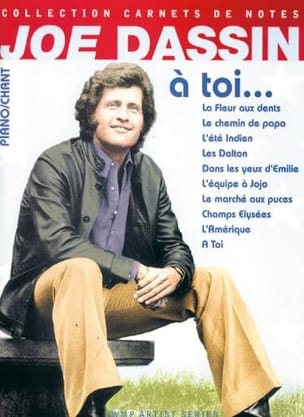 Joe Dassin - A Toi... - Partition - di-arezzo.fr