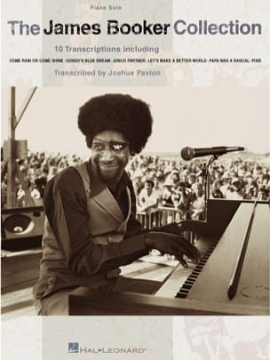 James Booker - The James Booker Collection - Partition - di-arezzo.fr