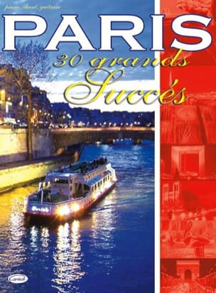 - Paris - 30 Great Achievements - Sheet Music - di-arezzo.co.uk
