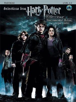Patrick Doyle - Harry Potter et la Coupe de Feu - Partition - di-arezzo.fr