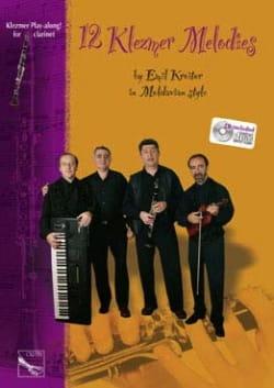 12 Klezmer Melodies - Emil Kroitor - Partition - laflutedepan.com