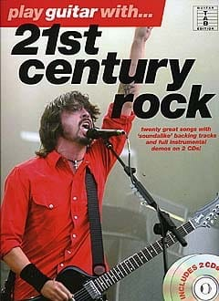 - Play Guitar With... 21st Century Rock - Partition - di-arezzo.fr