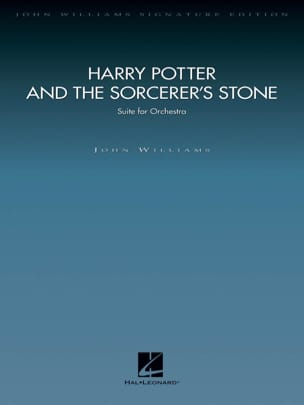 John Williams - Harry Potter And The Sorcerer's Stone - Suite For Orchestra - Partition - di-arezzo.fr