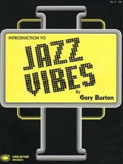 Gary Burton - Introduction To Jazz Vibes - Partition - di-arezzo.fr