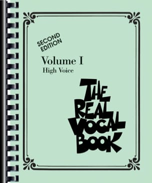 The Real Vocal Book Volume 1 - High Voice Second Edition - laflutedepan.com