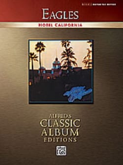 Hotel California - Guitare Eagles Partition Pop / Rock - laflutedepan