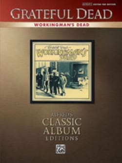 Workingman's Dead - Grateful Dead - Partition - laflutedepan.com