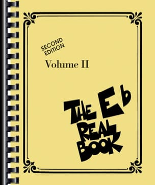 The Real Book Volume 2 - Second Edition Partition laflutedepan