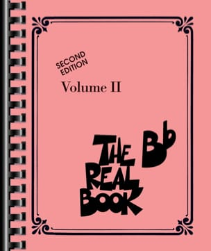 The Real Book - Volume 2 Second Edition en Sib - laflutedepan.com