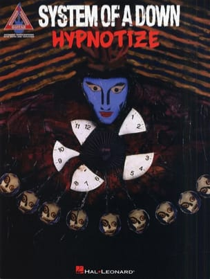 System Of A Down - Hypnotize - Sheet Music - di-arezzo.com