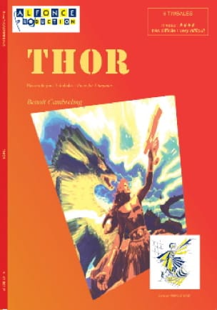 Benoit Cambreling - Thor - Sheet Music - di-arezzo.co.uk
