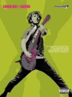 Green Day - Authentic Playalong Green Day - Partition - di-arezzo.fr