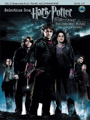 Patrick Doyle - Harry Potter et la Coupe de Feu - Partition - di-arezzo.fr