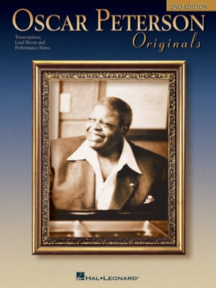 Oscar Peterson - Oscar Peterson Originals 2nd Edition - Partitura - di-arezzo.it