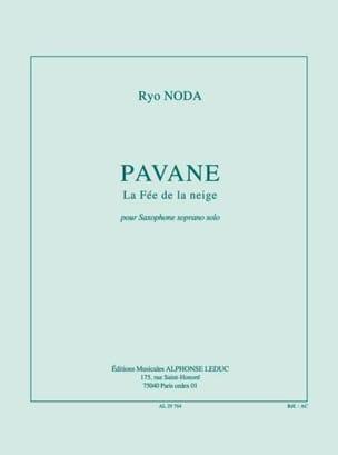 Ryo Noda - pavane - Partition - di-arezzo.co.uk