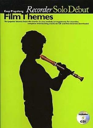 - Solo Recorder Start Movie Themes - Sheet Music - di-arezzo.com