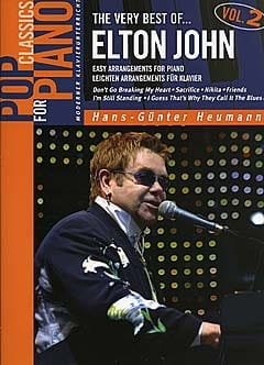 Elton John - The Very Best Of ... Volume 2 - Sheet Music - di-arezzo.com