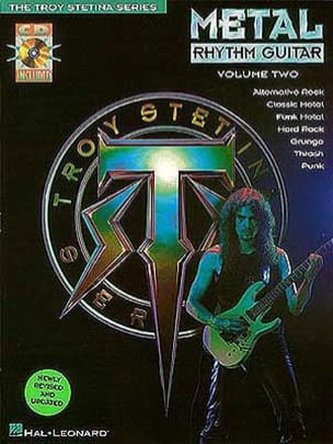 Metal Rhythm Guitar Volume Two Troy Stetina Partition laflutedepan