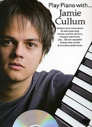 Jamie Cullum - Play Piano With... Jamie Cullum - Partition - di-arezzo.fr