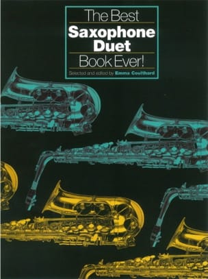 The Best Saxophone Duet Book Ever! Partition laflutedepan
