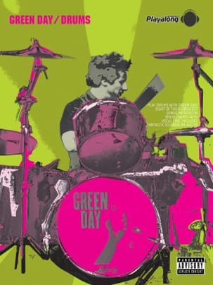 Green Day - Authentic Playalong Green Day - Sheet Music - di-arezzo.com