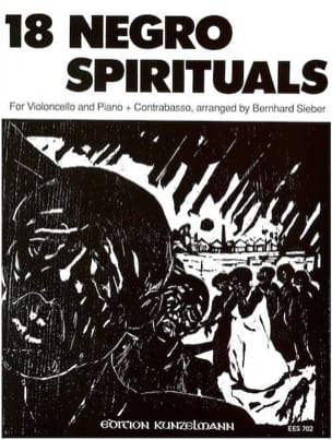 - 18 Negro Spirituals - Sheet Music - di-arezzo.co.uk