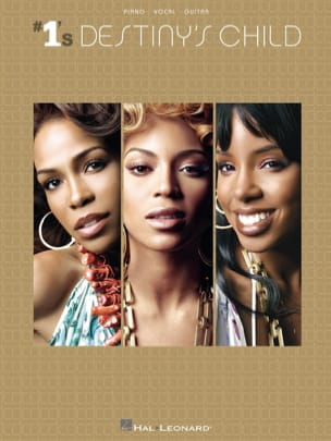 Destiny 's Child #1's - Child Destiny's - Partition - laflutedepan.com