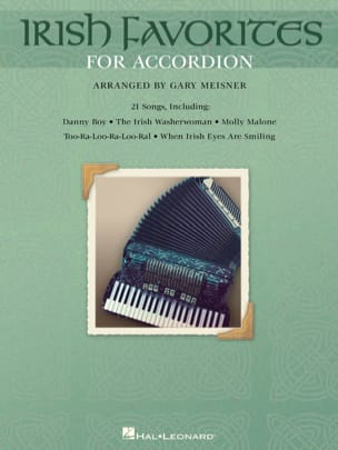 - Irish favorites for accordion - Partition - di-arezzo.fr