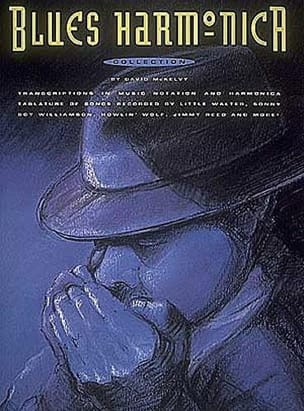 Kelvy David Mc - Blues Harmonica Collection - Partition - di-arezzo.fr