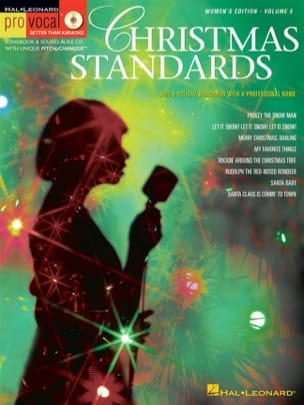 - Pro Vocal Women's Edition Volume 5 - Christmas Standards - Sheet Music - di-arezzo.co.uk