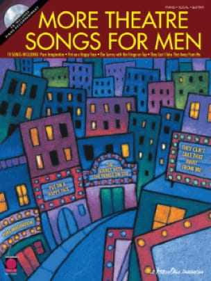- More Theater Songs For Men Voice - Sheet Music - di-arezzo.co.uk