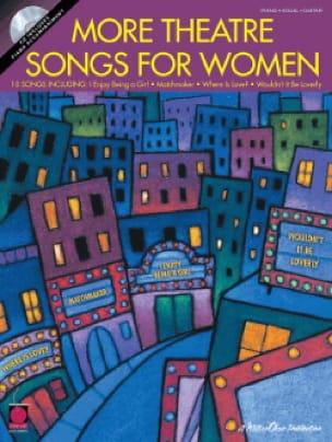 - Más canciones de teatro para mujeres voz - Partitura - di-arezzo.es