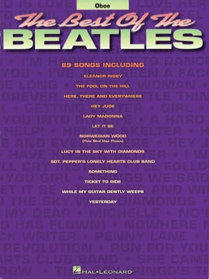 BEATLES - The Best Of The Beatles For Oboe - Partition - di-arezzo.fr