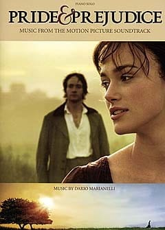 Dario Marianelli - Pride and Prejudice - Sheet Music - di-arezzo.co.uk