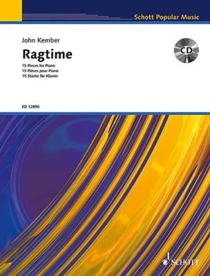 John Kember - Ragtime - Sheet Music - di-arezzo.co.uk